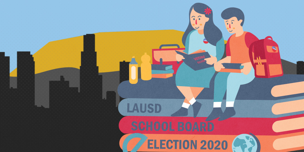 LAUSD School Board: The ABC's Of November's Runoff Races