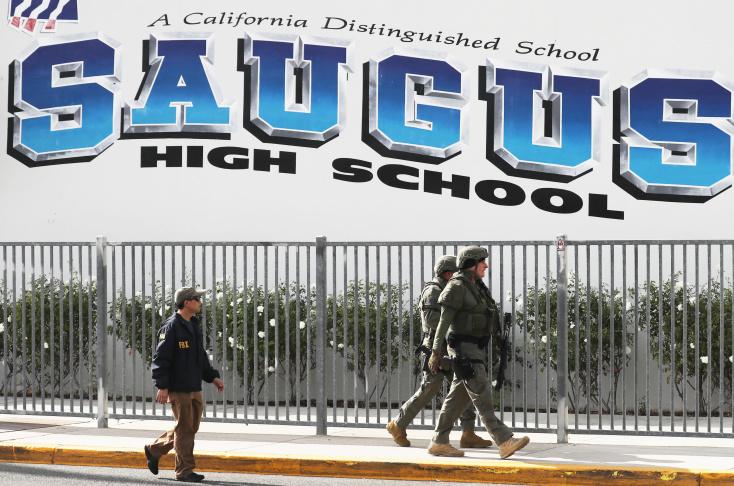 Saugus High School Shooting In Santa Clarita: Suspect Dead, Motive Still 'A Mystery'