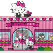 Soon You Can Visit A Hello Kitty Pop-Up Cafe Inside A Shipping Container
