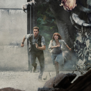 'Jurassic World: The Ride' Is Coming -- And It's Bringing The Movie's Stars