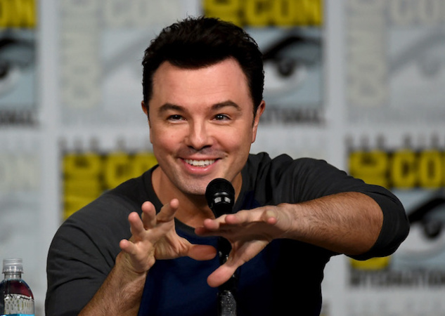 Seth MacFarlane Likes Us, He Really Likes Us!