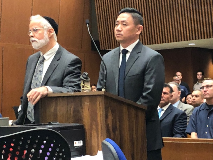 LA County Sheriff's Deputy Is First In Nearly 20 Years To Be Charged For On-Duty Shooting