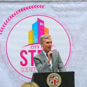 City Of STEM Kicks Off A Month-Long Science Festival With Bill Nye, Marvel, & More