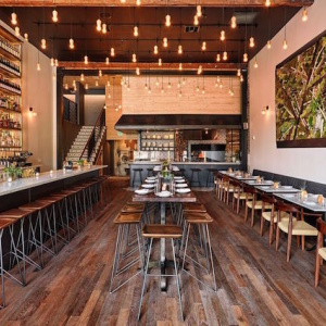 Silver Lake's Kettle Black Is The Newest Destination For Wood-Fired Pizza And Handmade Pasta