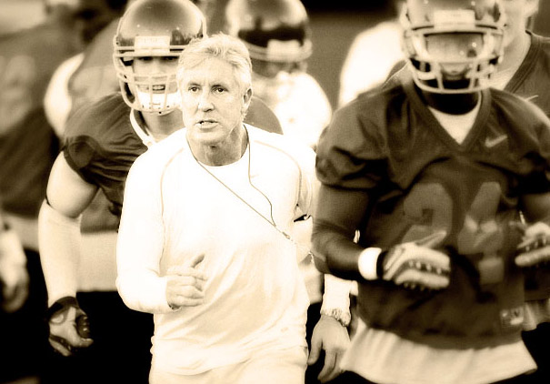 USC's Pete Carroll
