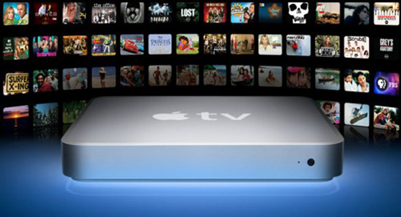 the AppleTV is something you might want to pick up, sez the MACist