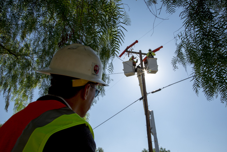 SoCal Edison Is Spending Millions To Make Sure Its Power Poles Are