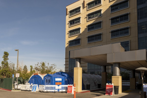 Local Hospitals Prepare To Ration Care As COVID Cases Surge