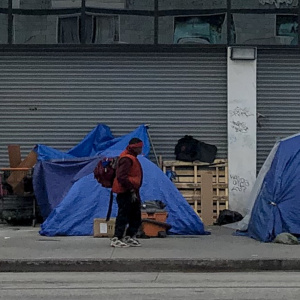 LA Won't Fight Lawsuit Limiting Encampment Sweeps On Skid Row