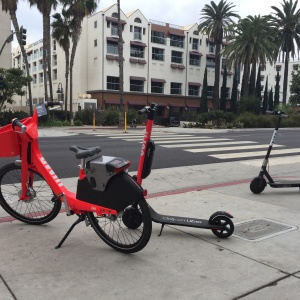 Uber Wants To Be The Uber Of Scooters -- And They'll Be All Over LA Sidewalks Soon