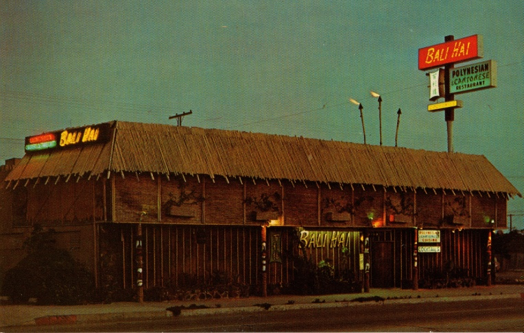 Chinese Restaurants Shaped Tiki Culture