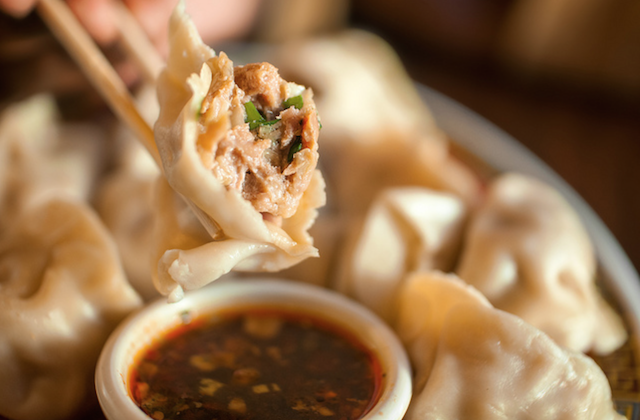 Video: How To Make Delicious Chinese Pork Dumplings: LAist