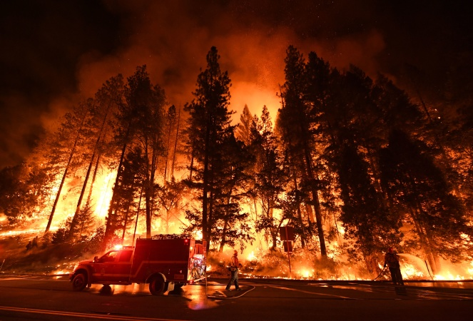California Has Had A Monster Wildfire Every Year For The Past 7 Years