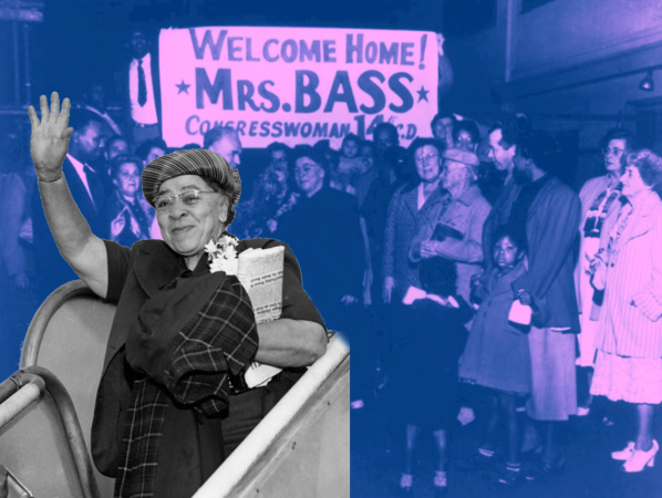 The Fabulous Life Of Charlotta Bass, The First Woman Of Color To Run For US Vice President