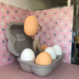 LA Is Getting A Pop-Up Museum About Eggs. This Is Just The World We Live In Now
