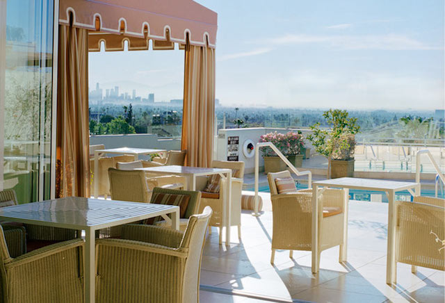 Six Glam L A Hotel Pools Open To Non Hotel Guests Laist