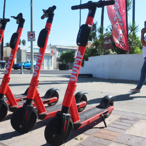 Where Are You Going On Jump Scooters? Here's Why LA And Uber Are Fighting Over Who Gets That Data