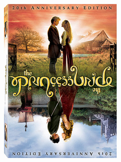 princess bride box cover circa 2007