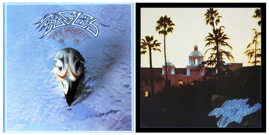 Beat It, Thriller. The Eagles Now Have The Best-Selling Album Of All Time Because Of New Math