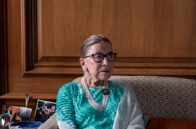 Justice Ruth Bader Ginsburg, Champion Of Gender Equality, Dies At 87