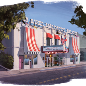 Bob Baker Marionette Theater Moves To Highland Park