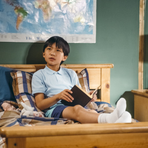 We Visited The Set Of 'Fresh Off The Boat' -- The First Asian American Sitcom To Hit The 100-Episode Milestone