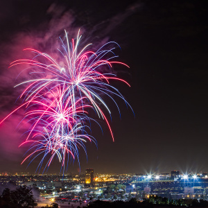 Where To Watch July 4th Fireworks In Los Angeles