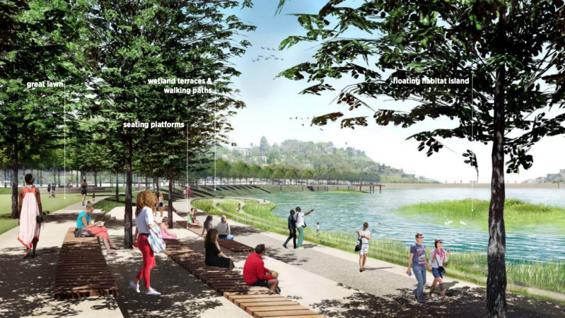 The City Wants You To Weigh In On The New Silver Lake Reservoir Master Plan