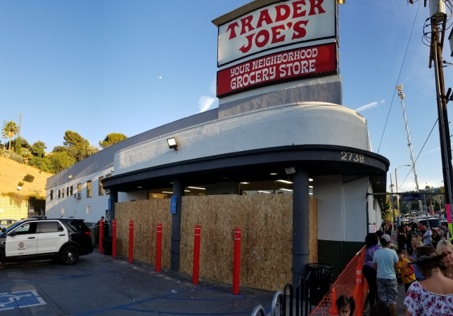 What We Know About The Silver Lake Trader Joe's Standoff