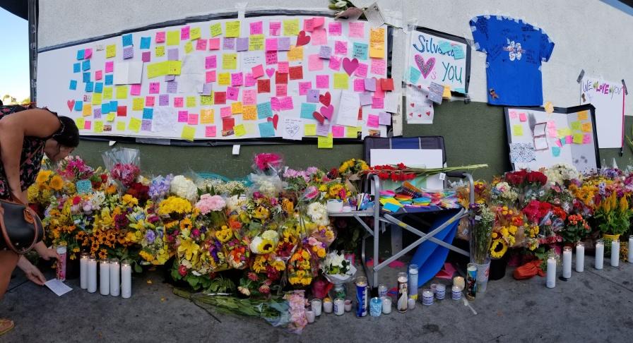 Trader Joe's memorial