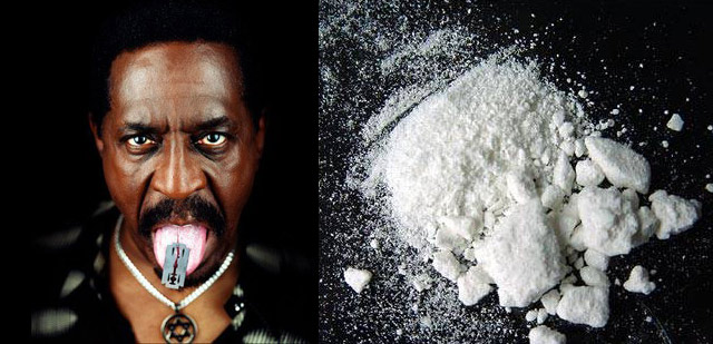 Ike Turner died of a Cocaine overdose