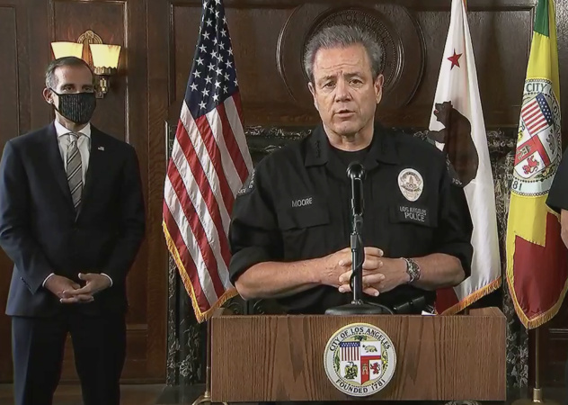 Police Commission: LAPD Shooting of Daniel Hernandez Partially Out Of Policy