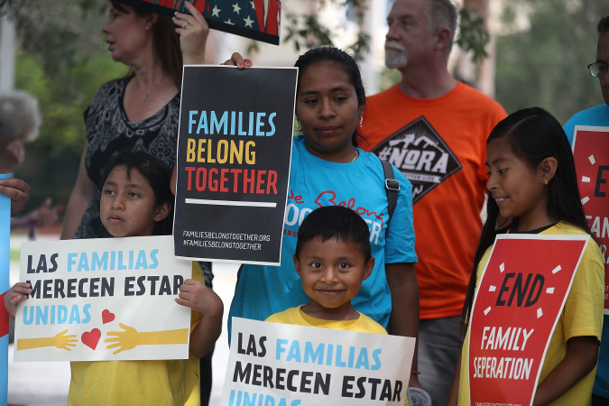 Here's Your Guide To Saturday's Families Belong Together March In LA