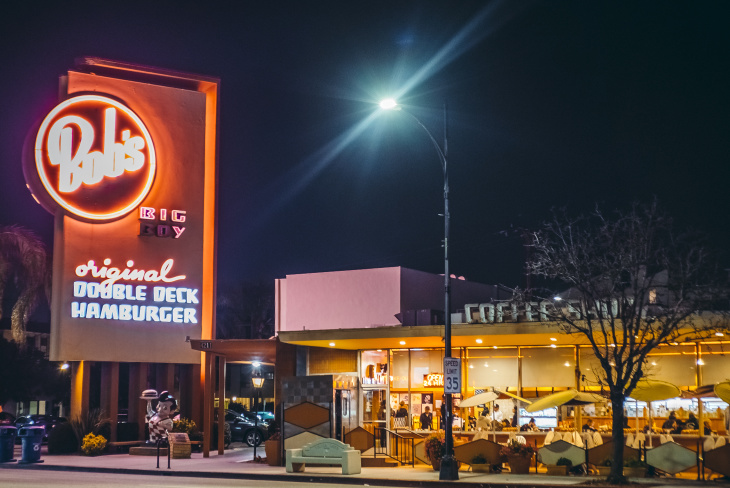 Almost) Every Late-Night Restaurant in Los Angeles, By