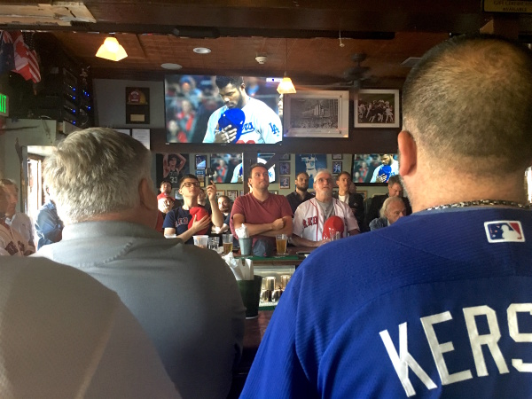 We Asked Dodgers And Red Sox Fans To Describe Each Other. It Got Ugly.