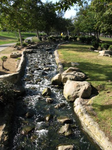 the lovely creek