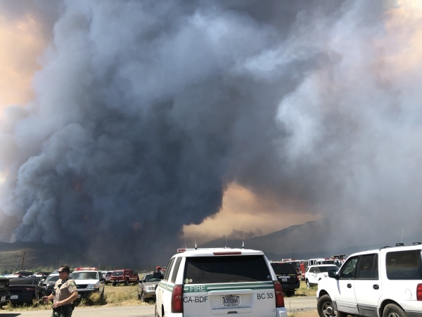 No Surprise: Wildfire Smoke Is Bad For You. Here's What To Do
