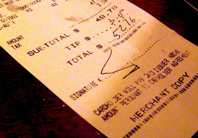 Servers React To The New IRS Tipping Laws