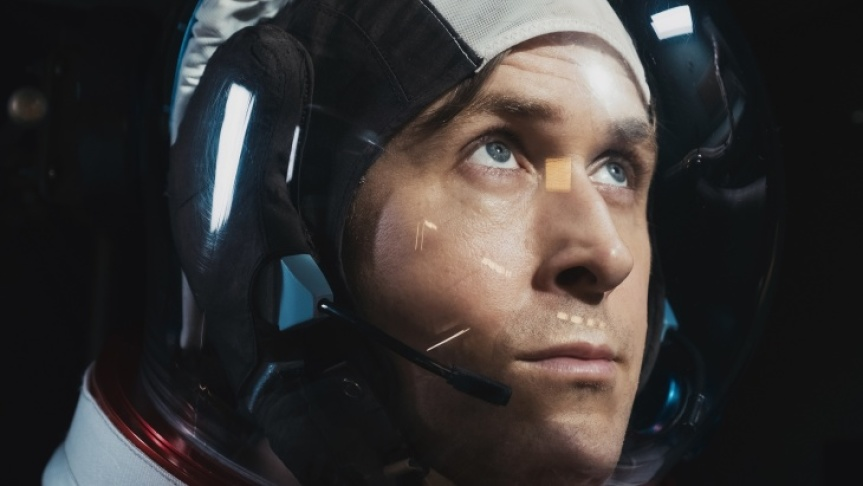 'First Man' Created Space Flight Anxiety With Lion And Snake Sounds