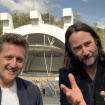 Bill & Ted 3 Has A Most Excellent Release Date -- Watch Their Message From The Hollywood Bowl