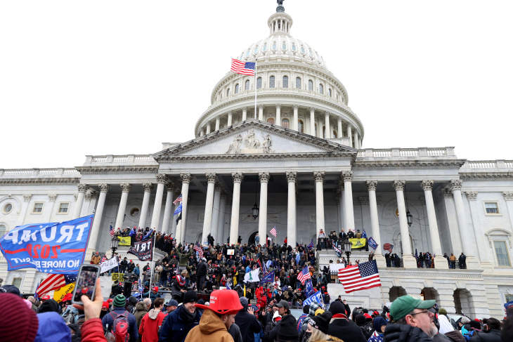 How The Capitol Siege Rewrote Lesson Plans In LA Schools