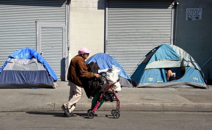 California Still Has The Nation's Highest Poverty Rate (Blame Housing Costs)