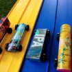 Relive Your Youth (Kinda) With This Beer Can Pinewood Derby
