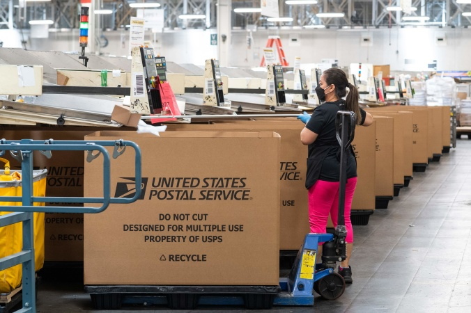 Trump Admits To Opposing Funding For Postal Service To Block More Voting By Mail