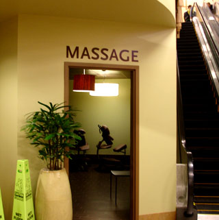 Whole Foods Massage