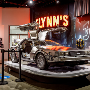 50 Of The Coolest Cars From Movies & TV Are Together For The First Time In This LA Exhibit