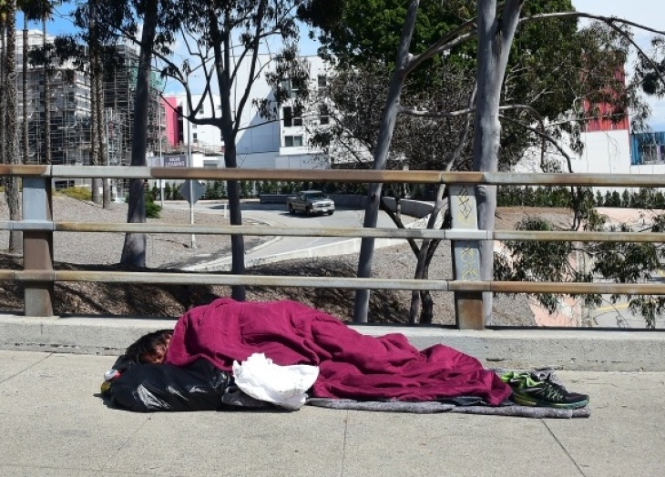 Homelessness Is Getting Worse In Southern California. Here