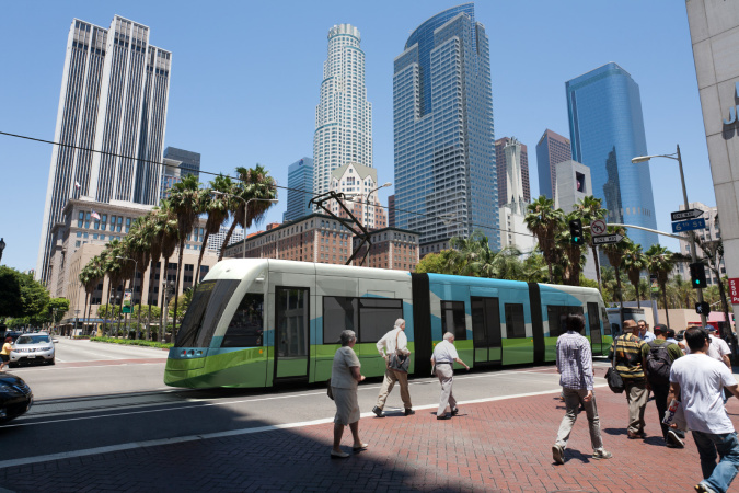 Who Desires A Streetcar In Downtown LA? Mostly Developers, But They Won't Get It Anytime Soon