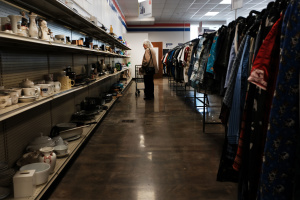 It's Now The Season Of Prime Thrift Store Shopping. How To Nab The Good Stuff
