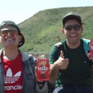 The Pocky Truck Will Be Handing Out Free Pocky All Over L.A.